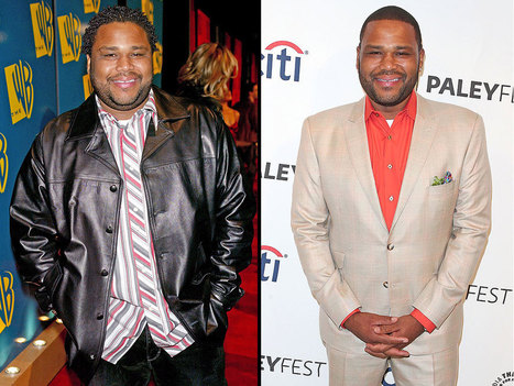 How Anthony Anderson Lost 47 Lbs. – and Counting! | Swtich To Veganism | Scoop.it