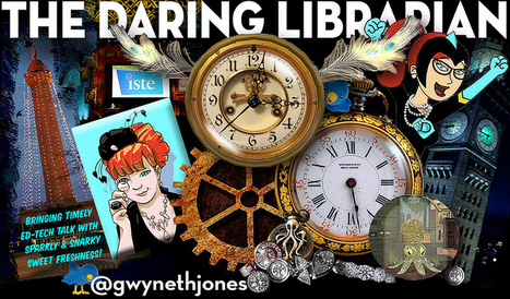 QR Code Loo Reviews & Pocket Videos | The Daring Librarian | Making Library the Best! | Scoop.it