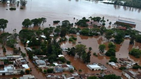 Flooding 'worst in 50 years', as 150,000 flee in Paraguay, Argentina, Brazil and Uruguay | Oven Fresh | Scoop.it