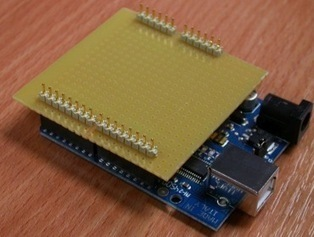 Build your own Proto Shield for the Arduino   Arduino Focus   Scoop.it