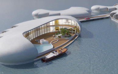 Floating resorts on Dubai waters: What you need to know | Chasing the Future | Scoop.it