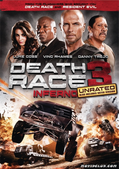 MOVID CLUB: DEATH RACE : INFERNO (2013) 720p WEB-DL - One Click Download | MOVIDCLUB | Scoop.it