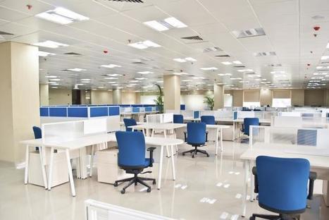 Comment aménager un espace ouvert ? | Actineo | Teletravail et coworking | Scoop.it