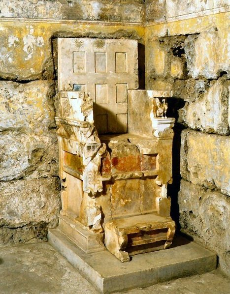 Is the Mother of Alexander the Great in the Tomb at Amphipolis?   GreekReporter.com   Bibliothèque des sciences de l'Antiquité   Scoop.it