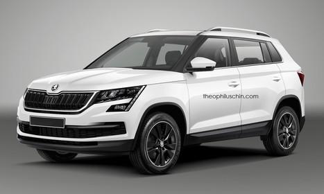 Skoda Fabiaq : Un autre SUV au programme du Tchèque ? | MonAutoNews | Scoop.it