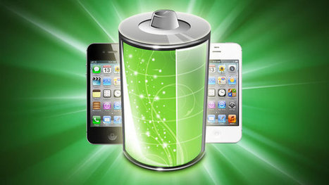 Useful Tips to Increase Your Smartphone Battery Life - Arth I-Soft Blog | iphone application development | Scoop.it