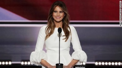 No one to be fired after Melania Trump speech plagiarism episode | PR Sense | Scoop.it