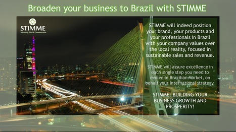 STIMME: BUILDING YOUR BUSINESS GROWTH AND PROSPERITY! | Broaden your business with STIMME | Scoop.it