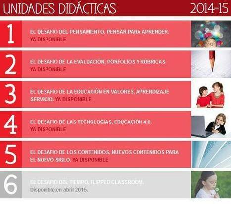 10 Estupendas Guías Didácticas sobre Innovación Educativa | eBook | Create, Innovate & Evaluate in Higher Education | Scoop.it