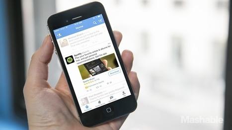 Twitter Overhauls Profiles on iOS in the 'Biggest Update to Date' | Social Media Management | Scoop.it