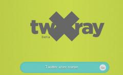 Passez votre compte Twitter aux rayons X | Quand la communication passe au web | Scoop.it