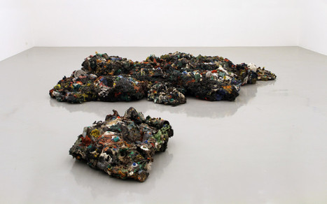 Maarten Vanden Eynde: Plastic Reef | Art Installations, Sculpture, Contemporary Art | Scoop.it