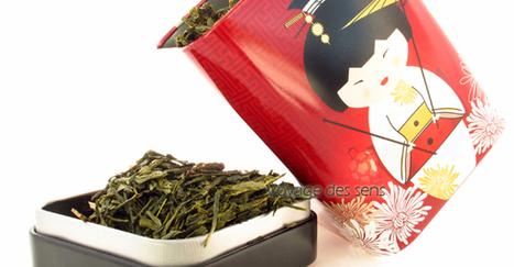 Thé vert Sakura et O'hanami parfum de fleurs de cerisier - Voyage des sens | Escale Sensorielle...une boutique pleine de sens | Scoop.it