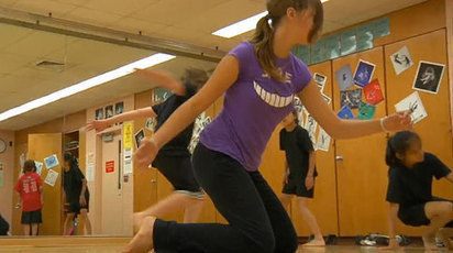 Arts Integration: The Elements of Dance | Arts Education Advocacy & Resources | Scoop.it