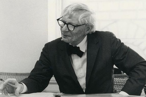 Louis Kahn, DON'T STOP talking! Architecture needs you more than ever | The Architecture of the City | Scoop.it