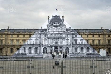 Où est passée la Pyramide du Louvre ? | Le Journal des Enfants | CLEMI : Infodoc.Presse-Jeunesse | Scoop.it