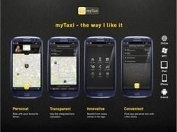 MyTaxi est maintenant dans les rues de Washington DC | eTourism Trends and News | Scoop.it