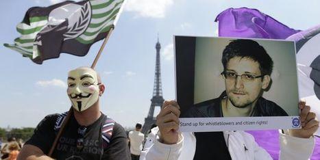 La FIDH et la LDH portent plainte dans l'affaire Snowden | Libertés Numériques | Scoop.it