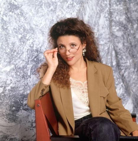 The Unforgettable Fashion of Seinfeld's Elaine Benes | Best of Fashion 2013 | Scoop.it