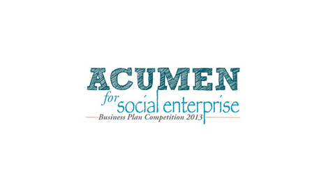 Social entrepreneurs awarded in Acumen competition - ArabianBusiness.com | Social Enterprises 6-6-14 | Scoop.it