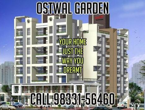 Ostwal Garden Mira Road Mumbai | Real Estate | Scoop.it