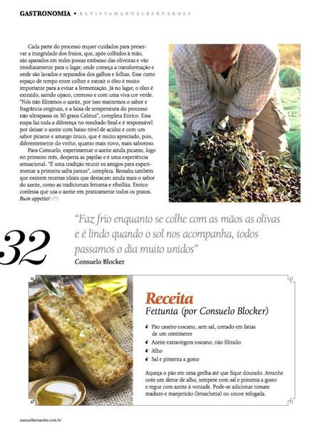 Azeite…a sua história na revista Manoel Bernardes | moda, estilo e ... | ouro líquido | Scoop.it