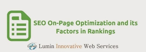 SEO On-Page Optimization and its Factors in Rankings | LIVWS | SEO tips & Services | Scoop.it