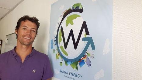 Innovation en Isère : des box qui transforment nos déchets en énergie renouvelable | Enseignement Supérieur & Innovation | Centre des Jeunes Dirigeants Belgique | Scoop.it