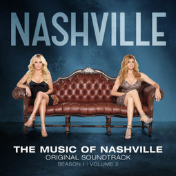"""The Music of Nashville"" 2nd Soundtrack on May 7, Big Machine Record Label 