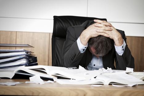 Un salarié sur quatre déjà victime d'une dépression ou d'un burn-out | La Transition sociétale inéluctable | Scoop.it