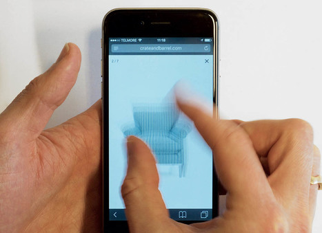 Mobile Gestures: 40% of Sites Don't Support Pinch or Tap Gestures for Product Images | UXploration | Scoop.it