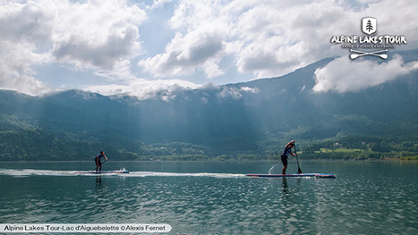 Alpine Lakes Tour Aiguebelette : les podiums ! | Stand up paddle | Scoop.it