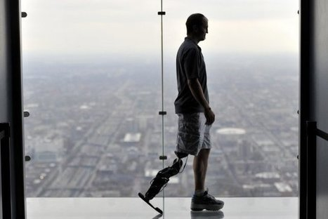 Man Controls The World's First Bionic Leg With His Mind | e-merging Knowledge | Scoop.it