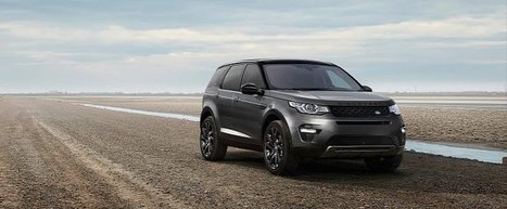 Land Rover Updates Discovery Sport for MY2017, Brings First Tile Integration | Autoware - it in cars | Scoop.it