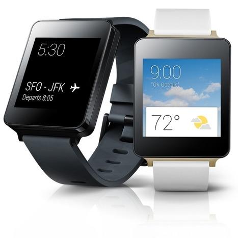 Les smartwatchs : des nouveaux outils de téléassistance ? | Pharmacie | Scoop.it