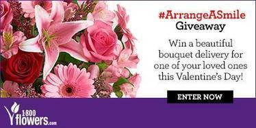 Valentine's Day Flowers Arrangements Giveaway - Work Money Fun | Giveaway, Contest, Sweepstakes, Coupons and Deals | Scoop.it