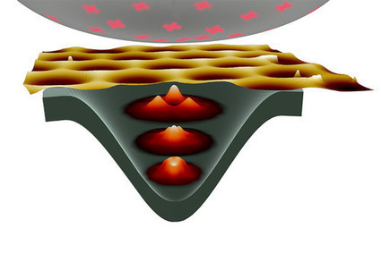 """Artificial Atom"" Created in Graphene 