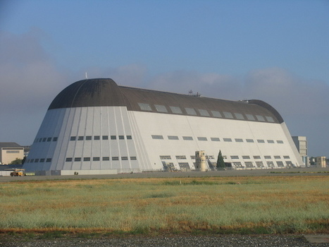 Google Subsidiary Wins Lease from NASA for Hanger One - Latin Post   Eduventures   Scoop.it