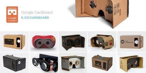Google Developers Blog: Works with Google Cardboard: creativity plus compatibility | MobilePhones | Scoop.it