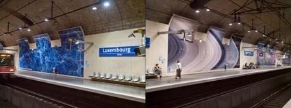 L'astronomie se la raconte… dans le métro et le RER - Blog Le Monde (Blog) | RATP | Scoop.it