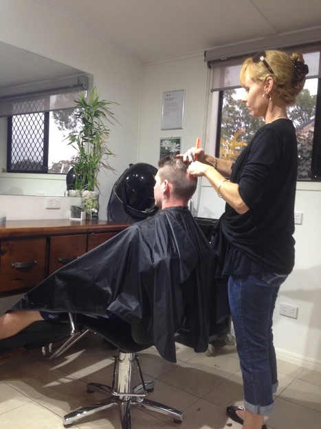 Clippers, scissors & poisons all in a days work for Lisa's Hair Studio | Employment in OHS in Australia | Scoop.it
