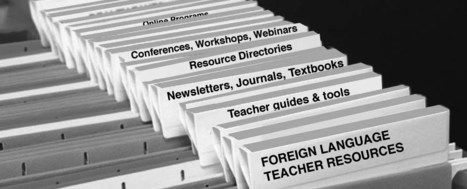 National Foreign Language Resource Centers (NFLRC) | TELT | Scoop.it