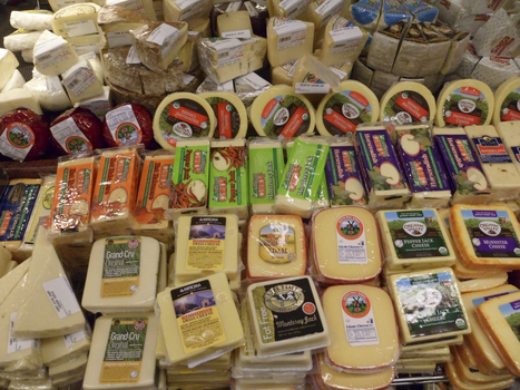 Grocery Stores Are Selling You Knockoff Cheeses — Plus More Food Fraud Revealed | Vertical Farm - Food Factory | Scoop.it