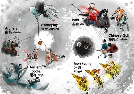 Sport in Ancient China | The World of Chinese | The Persians | Scoop.it