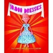 10,000 Dresses | Gender in Children's Literature | Scoop.it