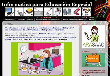 Recursos para alumnos con necesidades educativas especiales - Educación 3.0 | CALAIX DIGITAL | Scoop.it
