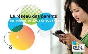 Atelier Le réseau des parents : les médias sociaux et vos enfants | HabiloMédias | Ressources d'autoformation dans tous les domaines du savoir  : veille AddnB | Scoop.it