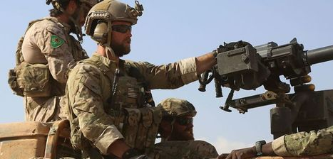First Look: Pictures of U.S. Commandos on the Front Lines in Syria | Global politics | Scoop.it