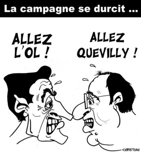 La campagne se durcit ! | 694028 | Scoop.it