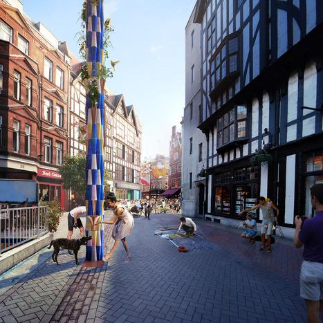 Watering Poles, AJ Kiosk « Studio Weave | Agronautas [NRU] Nuevas Realidades Urbanas | Scoop.it